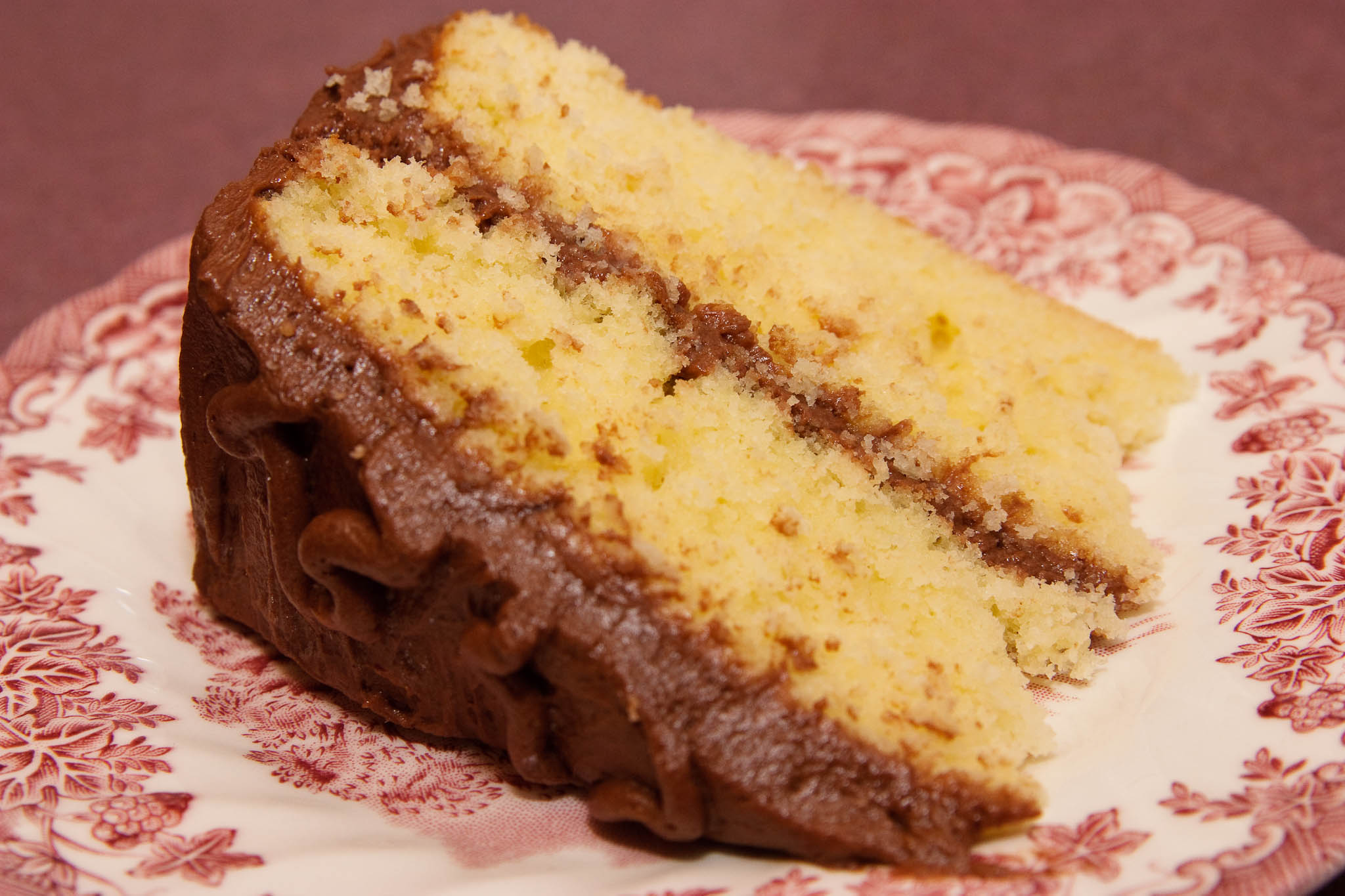 Cake recipe yellow cake from scratch recipe for How to make cake batter from scratch